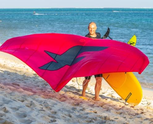wing surf repairs